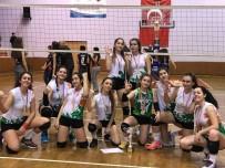 ŞAMPIYON - Söke Doğa Kız Voleybol Takımı Aydın Şampiyonu Oldu