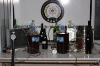 KıRMıZı ŞARAP - Su Şişeleri İle Kaçak İçki Üretmişler