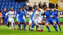 CEM SATMAN - Süper Lig Açıklaması Kasımpaşa Açıklaması 1 - Alanyaspor Açıklaması 2 (İlk Yarı)