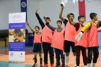DÜNYA KUPASı - Suriyeli Ve Türk Çocuklara Kardeşlik Turnuvası