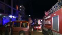 SAĞLIK EKİBİ - Tekirdağ'da Ev Yangını