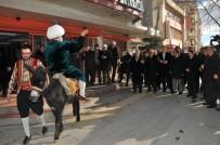 AKŞEHİR BELEDİYESİ - Temsili Nasreddin Hoca İstanbul'daki EMITT Fuarına Karakaçan'a Ters Binip Gitti