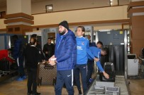 RıZA ÇALıMBAY - Trabzonspor Konya'ya Gitti