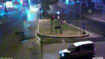 IŞIK İHLALİ - Trafik Kazaları MOBESE Kameralarına Yansıdı