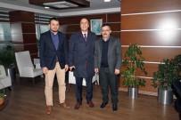 TREDAŞ, Halkbank Tekirdağ Şube Müdürü Dede'yi Ağırladı
