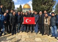 Türk İş Adamlarına Kudüs'te Gözaltı
