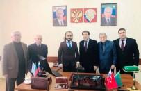GENERAL - Türk Ürünleri Dağıstan Üzerinden Tüm Rusya'ya Ulaşabilecek