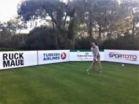 GOLF - Türkiye Golf Turu Profesyonel Kategori Eleme Müsabakası Yapıldı
