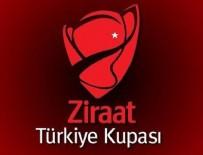 PERDE ARKASI - Türkiye Kupası'nda eşleşmeler belli oldu