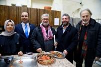 KARACADAĞ - Ünlü Gurmeler Urfa Mutfağına Hayran Kaldı