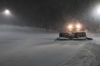 Yıldız Dağı Kayak Severleri Bekliyor