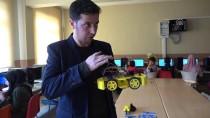 BLUETOOTH - 3 D yazıcı kullanarak araba yaptılar