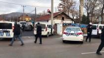 Aksaray'da Polis Şüpheli Kovalamacası