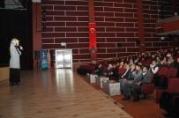 AKŞEHİR BELEDİYESİ - Akşehir'de 'Ailede; Ergen - Anne Ve Baba İletişimi' Anlatıldı