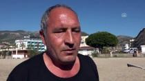 KALORIFER YAKıTı - Alanya'da Deniz Kirliliği