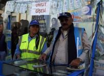 BÜYÜK İKRAMİYE - Antalya'da Milyoner Yapan Gişe 'Umut' Oldu
