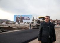 YENİ KÖPRÜ - Başkan Toçoğlu, Yazlık Kavşağında Süren Çalışmaları İnceledi