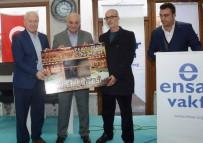 HABER KAMERAMANLARI DERNEĞİ - Başkan Yılmaz, 15 Temmuz Konferansına Katıldı