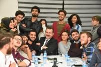 BALıKESIR ÜNIVERSITESI - BAUN Öğrencileri Başkan Yılmaz'ı Ziyaret Etti