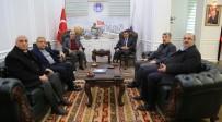 AKILLI BİNA - Belediye Başkanı Sadi Gürkan'a Övgü