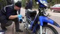 PARMAK - Bilecik'te Motosiklet Hırsızlığı