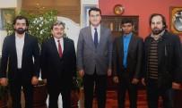 MEHMET TÜRKMEN - Bursa'nın Genç 'Kur'an Muhafızı' Osmangazi'den