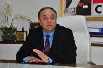 ALİ GÜVEN - CHP İzmir İl Başkanı Kongrede Aday Olmayacak