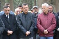TUR YıLDıZ BIÇER - CHP'li Eski Başkan Mezarı Başında Anıldı