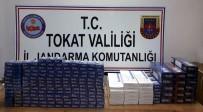 Durdurulan 2 Araçtan 620 Paket Kaçak Sigara Çıktı