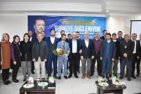 Dursunbey AK Parti Gençlik Kolları Başkanı Tuncay Bulut Oldu