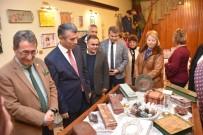EDREMIT BELEDIYESI - Edremit Belediyesi Ahşap Boyama Kursu Sergisi Açıldı