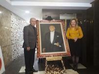 AYLİN CESUR - Erdoğan, Güniz Sokağı Ziyaret Etti