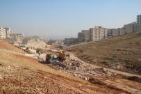 NİHAT ÇİFTÇİ - Eyyübiye'de Yol Yapım Çalışmaları Sürüyor