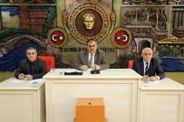 MUSTAFA PALA - Gümüşhane İl Genel Meclisi'nin Ocak Ayı Toplantıları Başladı