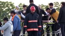 GÖBEKLİTEPE - GÜNCELLEME - Şanlıurfa'da Otomobil Sulama Kanalına Devrildi Açıklaması 2 Ölü