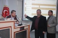AHMET EREN - İl Genel Meclisi Denetim Komisyonu Üyeleri Yapılan Oylamayla Belirlendi