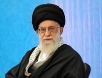 İRAN CUMHURBAŞKANı - İran dini liderinden Hamaney'den son dakika İran açıklaması!