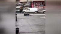 SİLAHLI SOYGUN - İstanbul'da Soygunun Ardından Sıcak Görüntüler