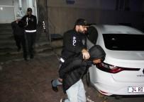 YEŞILKENT - Kablo Yüklü Kamyonu Kaşıkla Çalıştırıp Çalan Hırsızlar Yakalandı