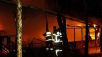 ŞIRINEVLER - Kent Ormanında Yer Alan Kır Lokantası Alevlere Teslim Oldu
