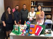 ÇOCUK GELİŞİMİ - Kıbrıs Türk Çocuk Esirgeme Kurumuna Anlamlı Bağış