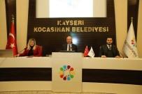 ERKILET - Kocasinan Belediyesi Yılın İlk Meclis Toplantısını Gerçekleştirdi