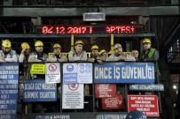 YILLIK İZİN - Madende Üretim Durdu, İşçilere Bir Günlük Yıllık İzin Verildi