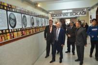 ÖMER SEYFETTİN - Müsteşar Yardımcısı Bilgili, Mahmut Arslan Anadolu Lisesi'ni Ziyaret Etti