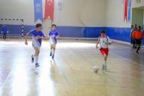 YEŞILTEPE - Okullararası Salon Futbolunda Finalistler Belli Oldu