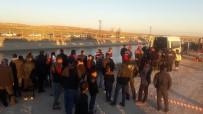 GÖBEKLİTEPE - Otomobil Sulama Kanalına Uçtu Açıklaması 3 Kişi Kayıp