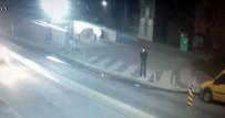 METRO DURAĞI - Maslak'ta Feci Kaza Kamerada