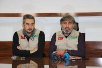 YARDIM MALZEMESİ - Sakarya'dan Doğu Hama'ya 2 Tır Yardım