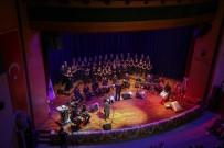 TACETTIN ÖZKARAMAN - SATSO Türk Müziği Topluluğu'ndan 100. Yıla Yakışır Muhteşem Konser