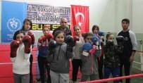 BOKSÖR - Siirtli Boksörler Türkiye Boks Şampiyonası'na Hazırlanıyor